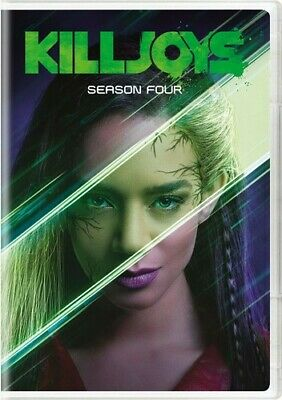 Killjoys: Season Four [New DVD] 2 Pack