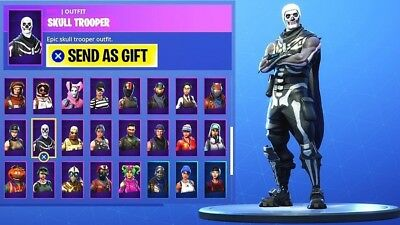 RANDOM FORTNITE account 15-25 PvP skins limited offer