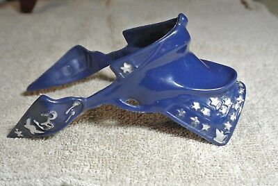 Hartland Roy Rogers Single Star Blue Saddle/ Vintage/