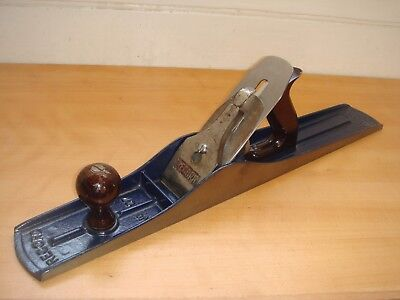 Vintage Record No 7 Jointer Plane. Made In England