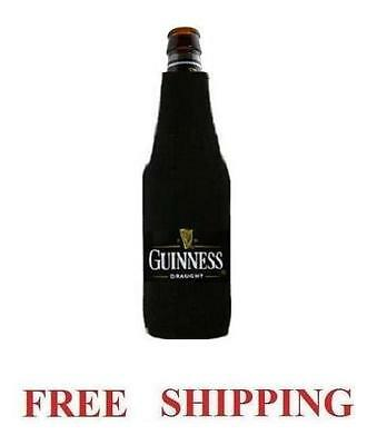 Guinness Draught 1 Beer Bottle Suit Cooler Coozie Coolie Koozie Huggie New