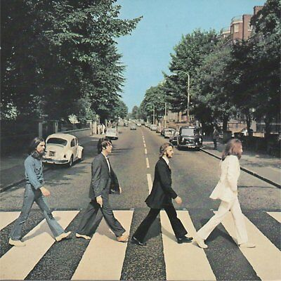 THE BEATLES - Abbey Road - CD album