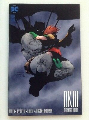 Dark Knight Iii The Master Race Bok Eight (8) Variant By Jim Lee