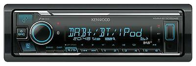 Kenwood KMM-BT505DAB MP3-Autoradio DAB Bluetooth USB iPod AUX-IN