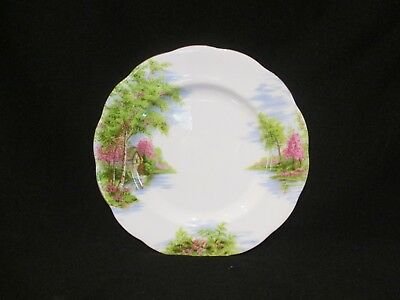 Royal Albert - THE OLD MILL - Salad Plate