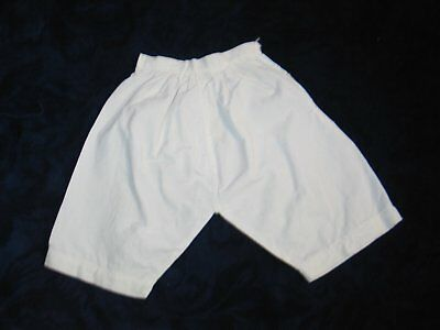 Adorable Antique Victorian Edwardian Doll Pantaloons~Bloomers~