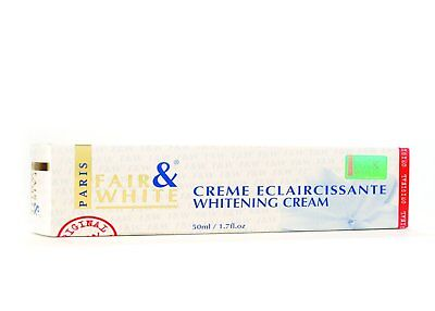 Fair and White Original Whitening Cream with 1.9% Hydroquinone, 50ml / 1.7fl.oz
