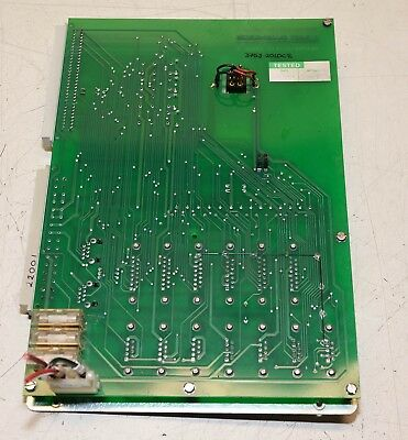 MicroMass LCT Classic  TOF Backplane 375320LDC
