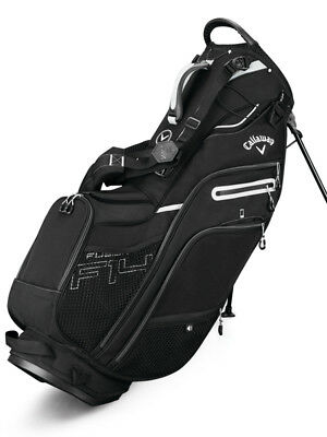 2019 Callaway FUSION 14 Premium Stand Bag - 14 Way Top with Full Length Dividers