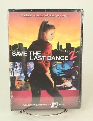 Save The Last Dance 2 New Sealed DVD MC2A