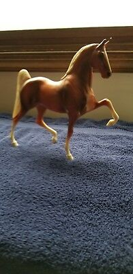 Hartland Saddlebred Horse, Coppered Color