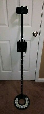 Whites Electronics Classic iii Plus Metal Detector w/ Bag As-is See Description