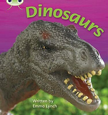 Dinosaurs: Bug Club Phonics Bug Non-fiction Set 26 D... by Lynch, Emma Paperback