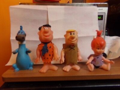fred flintstone pebbles dino barney by dakin co