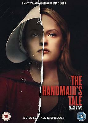 Brand New Sealed The Handmaids Tale Season 2 DVD Box Set Free Post