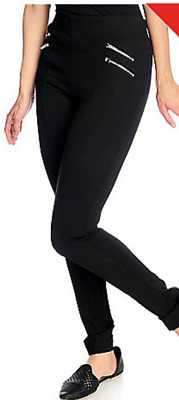 Slimming Options for Kate /& Mallory Leggings Sz XS Shape Control Ivory A409204