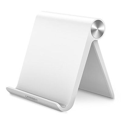 UGREEN Tablet Stand Holder Desk Adjustable Compatible with iPad 9.7 2018 iPad