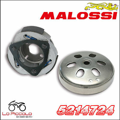 5214724 Embrayage Et Bell Malossi Fly System Keeway Logik 125 4T Lc