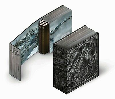 Bethesda Softworks The Skyrim Library Volumes I, II & III (Box Set):