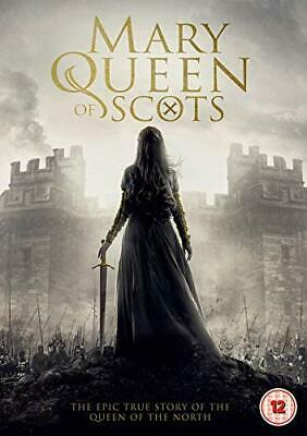 Mary Queen Of Scots [DVD] - DVD  D3VG The Cheap Fast Free Post