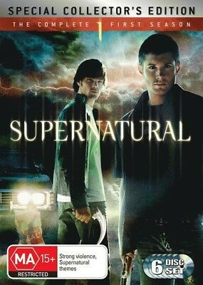 Supernatural: Season 1 = NEW DVD R4