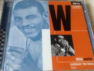 Little Walter - Confessin the Blues (Rare Blues) CD (New)