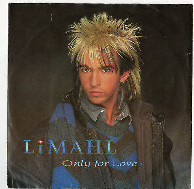 Schallplatte Single 1983 -LiMAHL - Only for Love