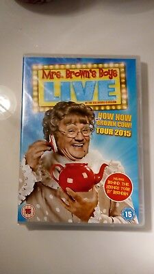 Mrs Browns Boys Live 2015 at the SSE Hydro Glasgow