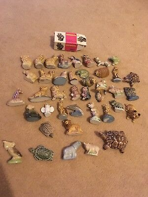 Vintage Wade Whimsies 1971-1984 Collectibles