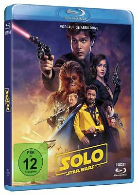 Solo: A Star Wars Story, Blu-ray