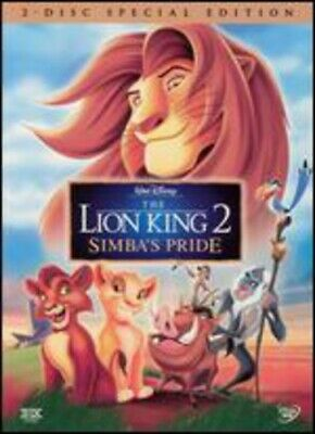 Lion King Ii-Simba's Pride [New DVD] Special Ed, Widescreen, Dolby