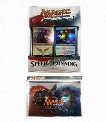 Duel Deck Combo : Speed vs. Cunning Duel Decks + Deckbox