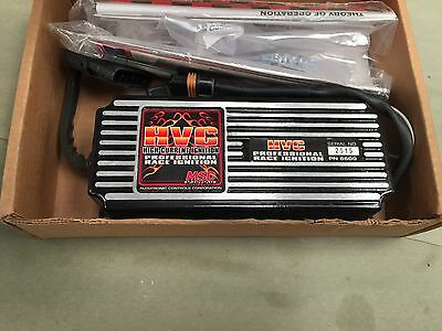 New MSD HVC ignition box part# 6600