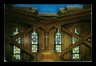 Dr Jim Stamps Us Chapel In The Sky Chicago Temple Illinois View Postcard