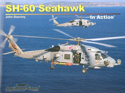Squadron Signal Sh-60 Seahawk In Action Usn Hsl Hs Hsc Hsm Mh-60R Mh-60S Hh-60H