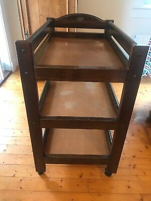 Boori Classic Collection Wooden Baby Change Table. Aust Made - Pick Up Highett
