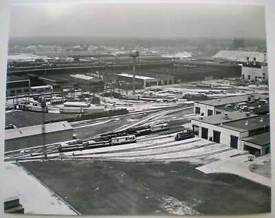 The Electro-Motive Division Factory Photo General Motors GM Diesel LaGrange IL.