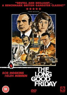 The Long Good Friday [DVD] [1980] - DVD  E6VG The Cheap Fast Free Post