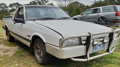 Ford XG Falcon Ute Manual