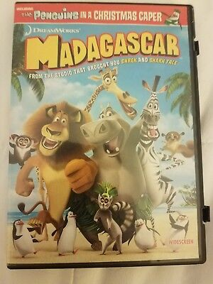 Madagascar (DVD, 2005, Widescreen)