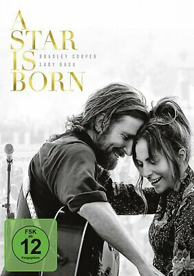 Vorbestellung: A Star Is Born - (Lady Gaga) # DVD-NEU