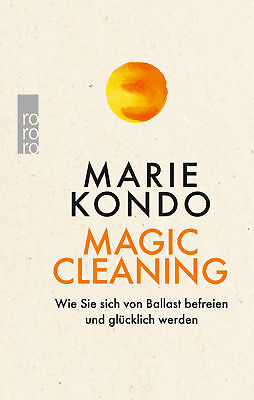 Magic Cleaning Marie Kondo