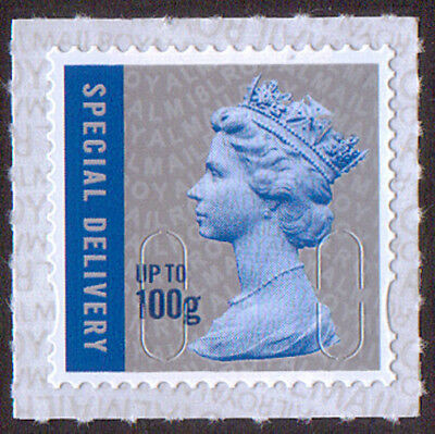 GB Royal Mail Special Delivery up to 100g machin stamp SG U3051 M18L PB-sL