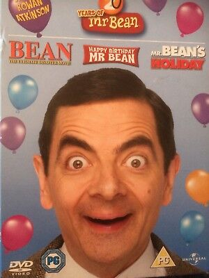 20 Years of Mr. Bean - The Ultimate Disaster Movie / Happy Birthday Mr. Bean...