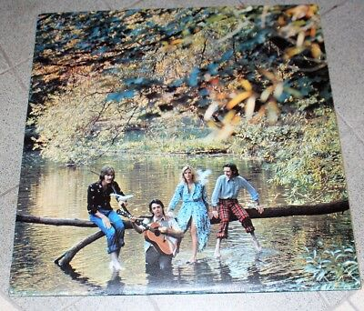 WINGS PAUL McCARTNEY LP WINGS WILD LIFE  APPLE PCS7142  1971 YEX 871-9/872-1