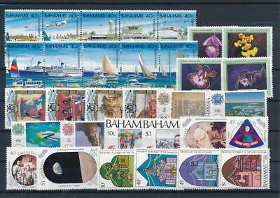 [G126399] Bahamas good lot of stamps very fine MNH