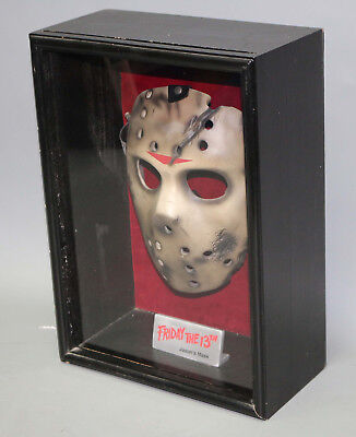 rar limited NECA Friday the 13th Jason´s The Maske Jason Voorhees Display Movie