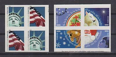 Usa 2011/2017 Booklet Stamps
