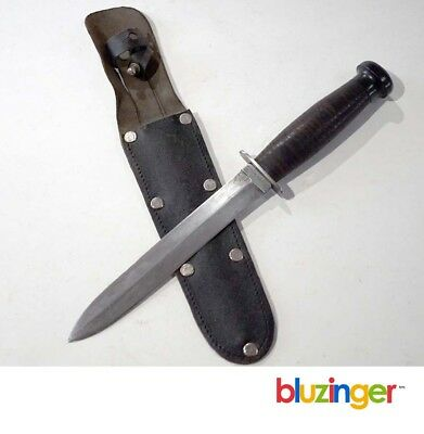 Vintage Unmarked CASE XX? Double Edge Fighting Dagger Knife