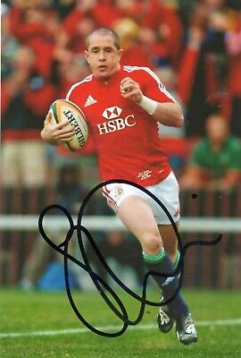 Shane Williams - Wales - Rugby - Signed 6X4 Photo